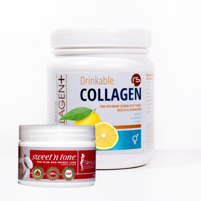 Bio Active Collagen Plus™ Lemon Toning Combo