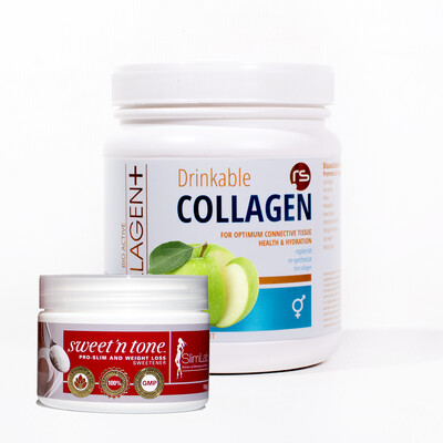 Bio Active Collagen Plus™ Apple Toning Combo