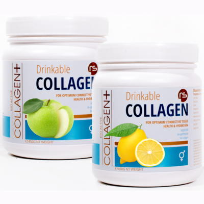 Bio Active Collagen Plus Apple Lemon Combo