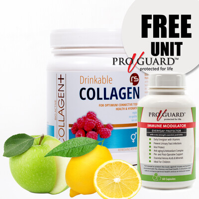 Bio Active Collagen Plus™ Optimum Immune Wellness Combo
