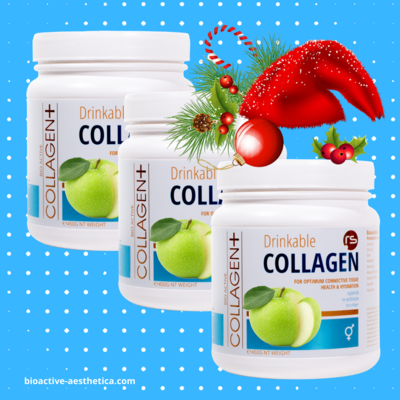 Xmas 3 For 2 Apple Collagen Special - 1 FREE Xmas Gift value R495