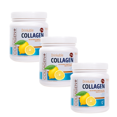 Bio Active Collagen Plus Lemon 3 Month Supply SAVE R550