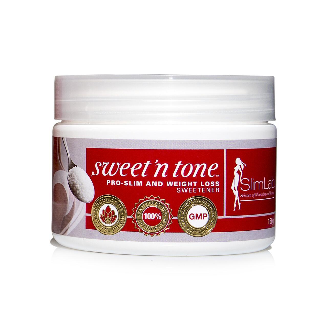 Sweet 'n Tone 150g