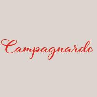 Campagnarde (33cm) : Mozzarella, jambon Gran Biscotto, lardon fumé, champignon, oignon