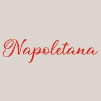 Napoletana (33cm) : Mozzarella, boule de mozzarella, basilic