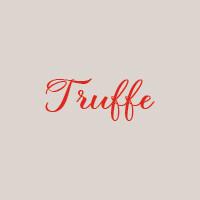 Truffe (33cm) : Mozzarella, jambon aux truffes noires, huile de truffe, burrata,  parmeggiano