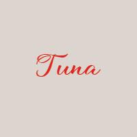 Tuna (33cm) : Mozzarella, thon, oignon, tomate confite, olives, crème fraîche