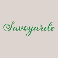 Savoyarde (33cm) : Mozzarella, pomme de terre, oignon, lardon fumé, taleggio, crème fraîche