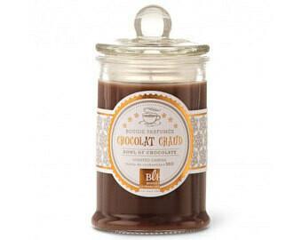 Bougie Bonbonnière / Chocolat chaud