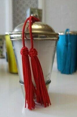 Bougies verre Nhass (Parfums divers)