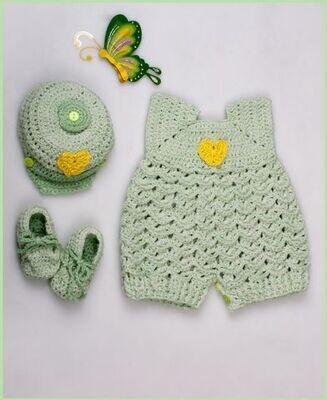 Lemon & Lime - Light Lime Green