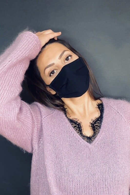 Stoffmaske