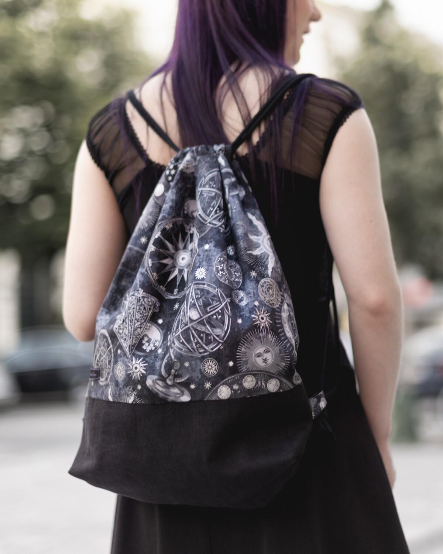 Drawstring Bag 'astrum'