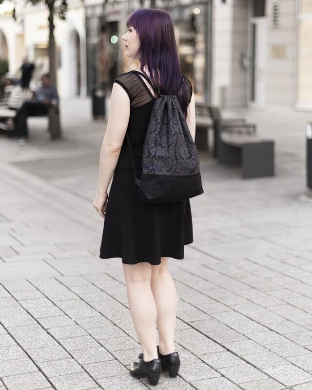 Drawstring Bag 'linea'
