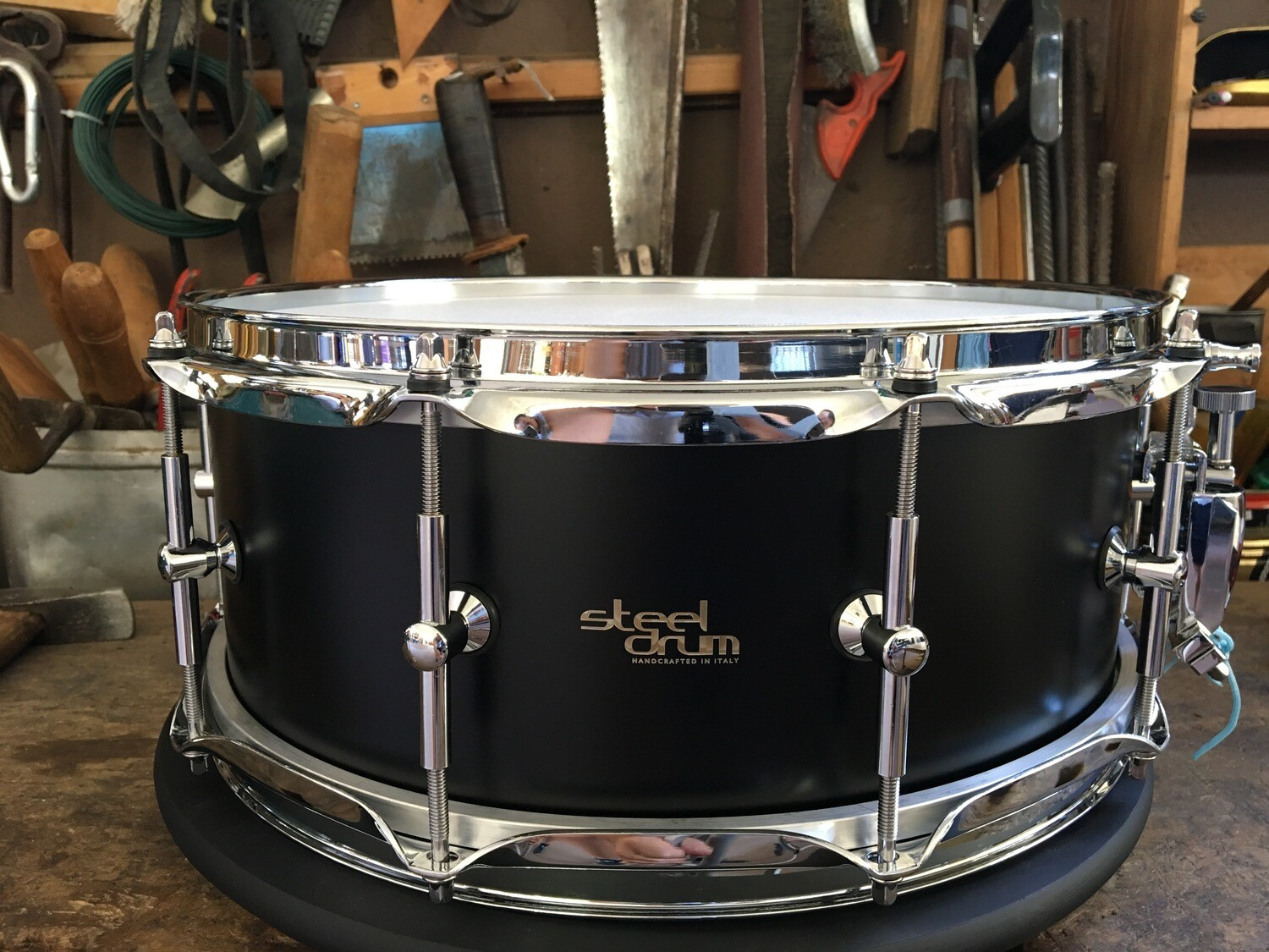 SteelDrum Iron 14x5,5
