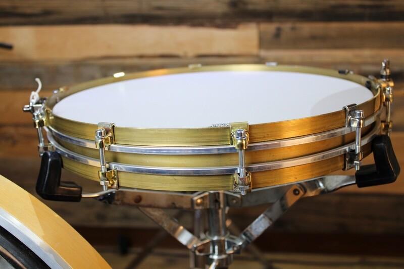 Pancake snare drum 14x1,6