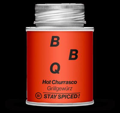 Barbecue-for-Champions - Churrasco - Hot BBQ Rub Grillgewürz