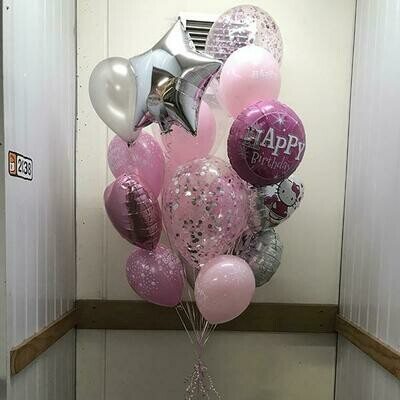 Assorted Balloon MegaBunch