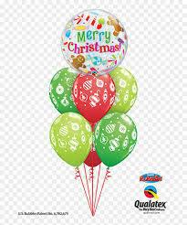 Christmas Bubble Message
