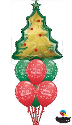 Christmas Tree Bouquet