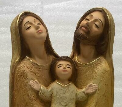 Glorious Holy Family Statue