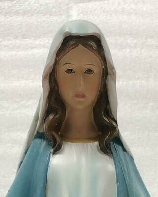 """Our Lady of Grace Statue 14"""""""