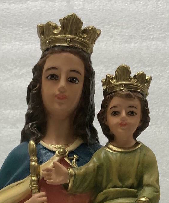 Our Lady Help Of Christians Statute