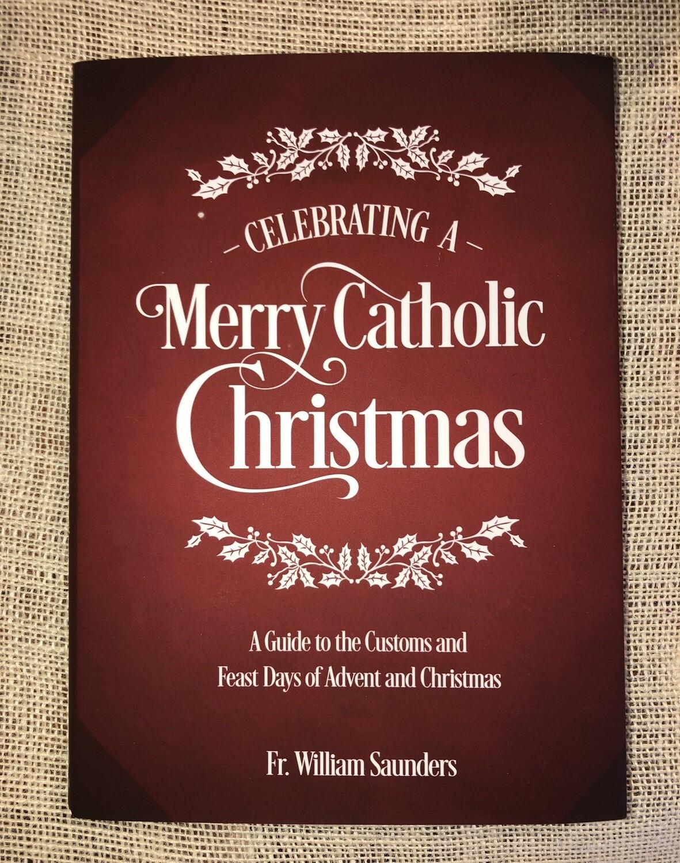 Merry Catholic Christmas Book