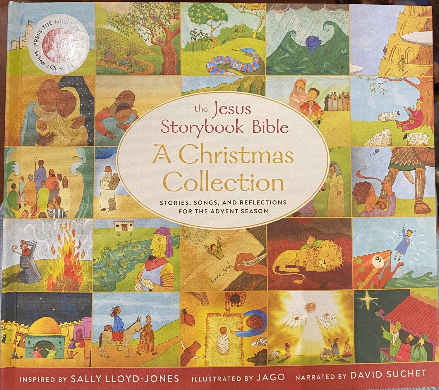 The Jesus Storybook Bible - A Christmas  Collection