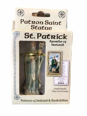 St. Patrick Mini Figure