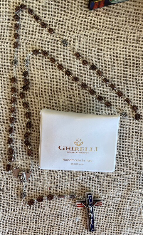 USA Rosary By Ghirelli
