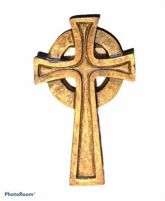 Celtic Bronze Cross