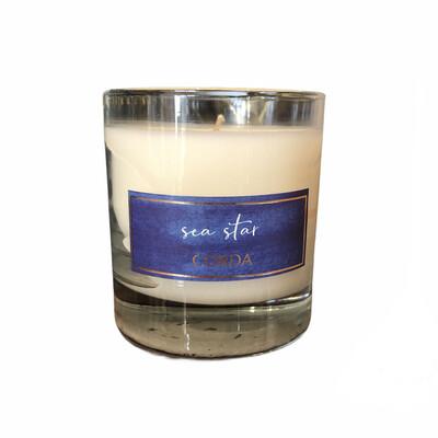 Sea Star/ Mary Stella Maris Candle