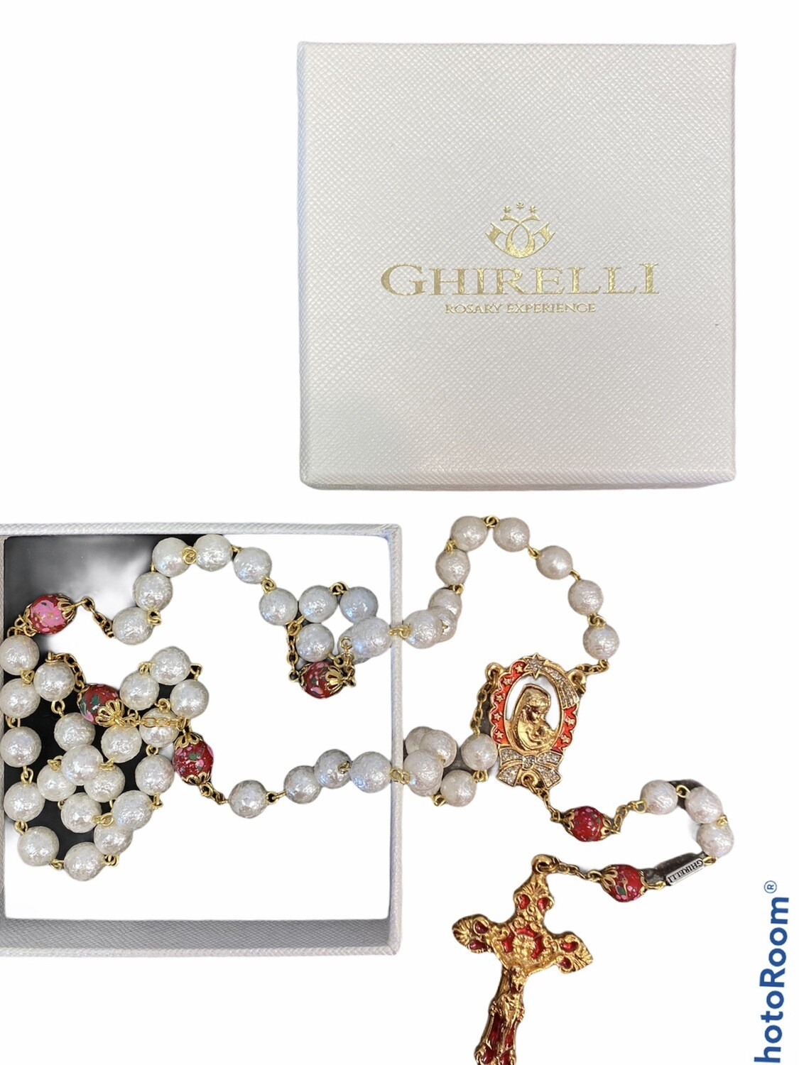 Holy Christmas Rosary By Ghirelli