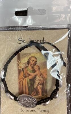 St. Joseph Men's Corded Medal