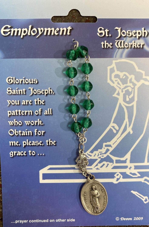 St. Joseph The Worker Chaplet