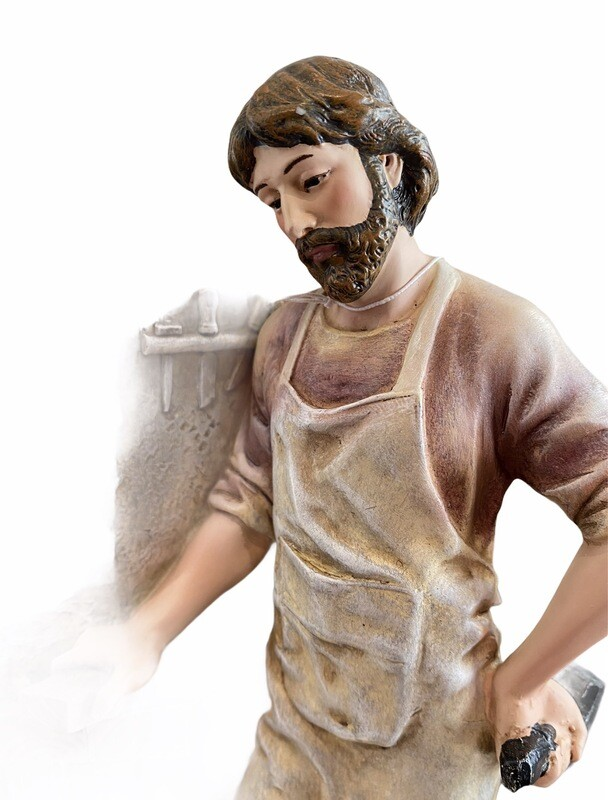 Carpenter's Apprentice Statue