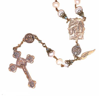 Wedding Rosary X-Long