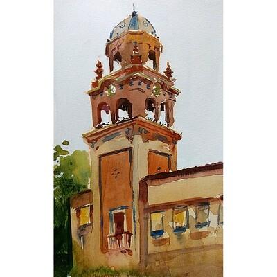 Country Club Plaza Clocktower