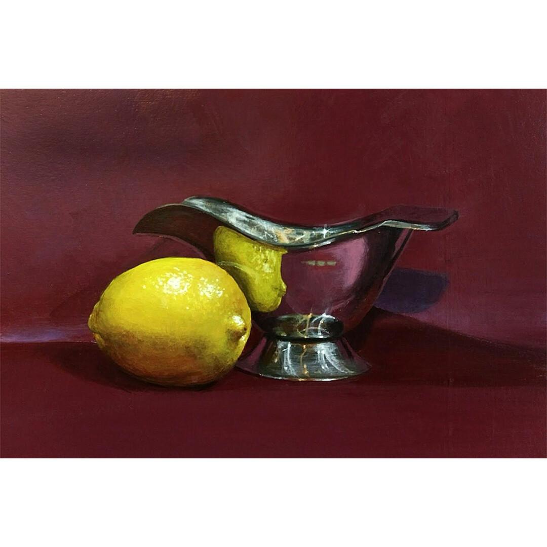 Reflection of a Lemon