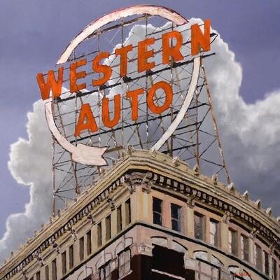 Western Auto Storm
