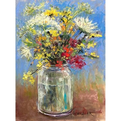Plein Air In A Jar by Beverly Amundson