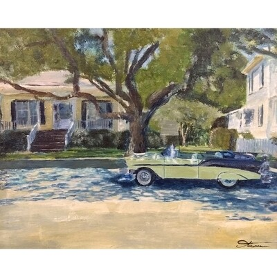 Bel Air Plein Air by Arienne Boley