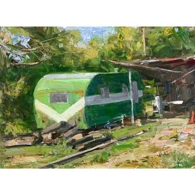 Sheltering in Place by Kraig Kiedrowski