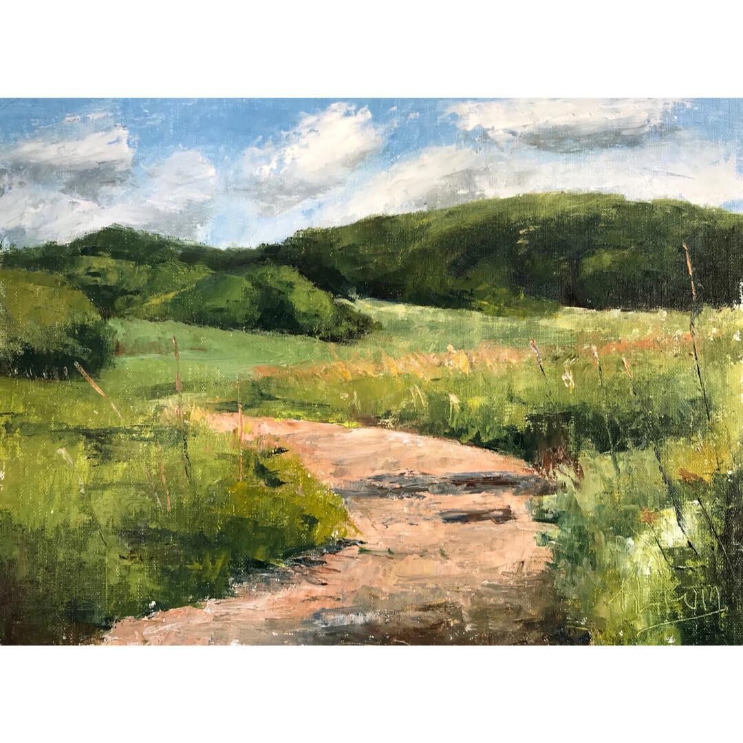 Green Wonderland by Kathleen Litwin