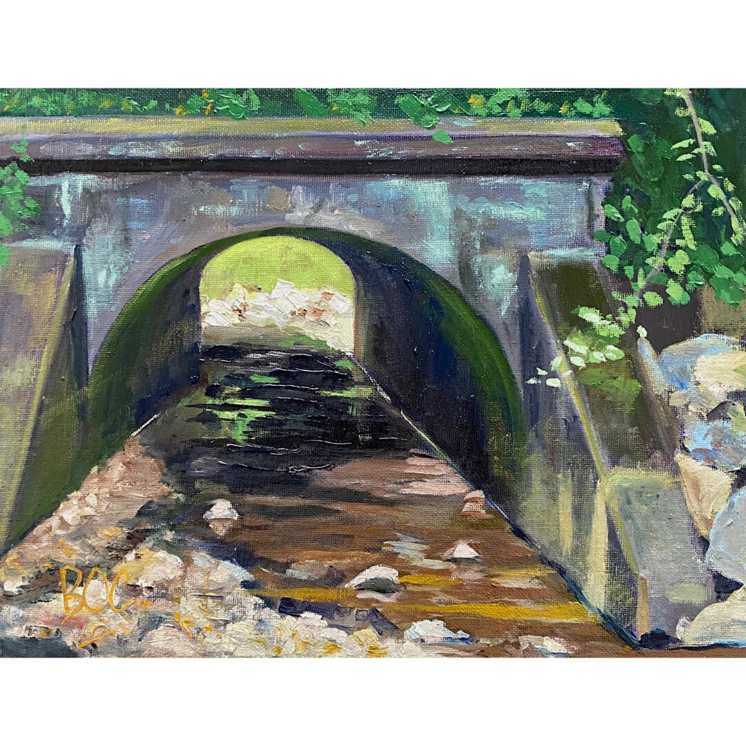 Tunnel Vision by Brent O'Connor