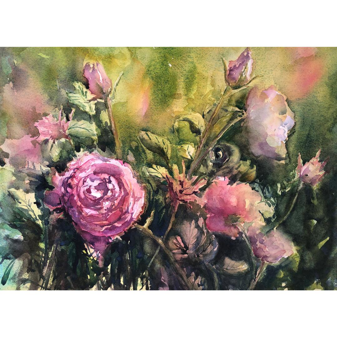 Dappled Beauties by Marcia Willman