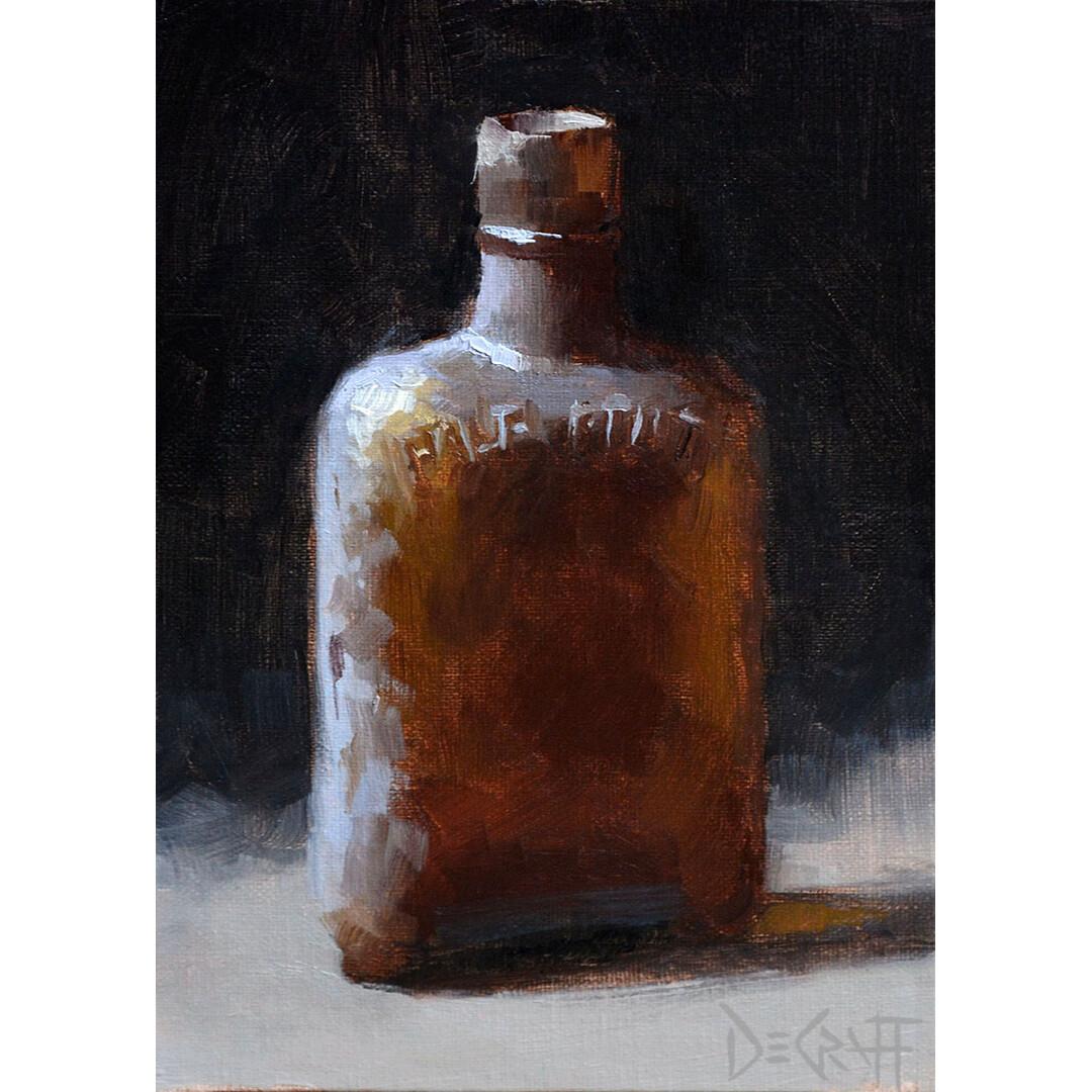 Found Flask