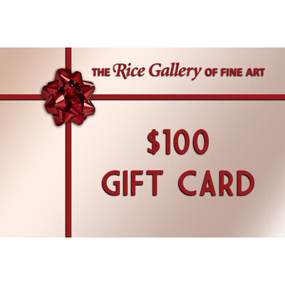 Gift Card - The Rice Gallery