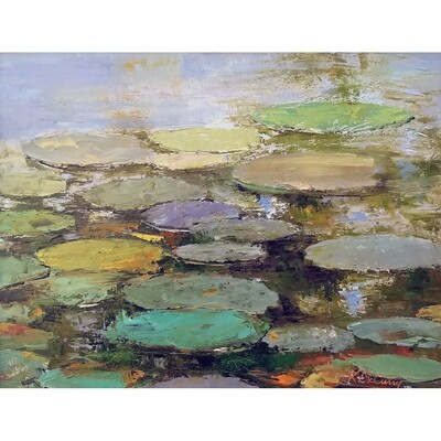 Lily Pad Abstraction